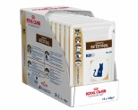 ROYAL CANIN VETERINARY DIET CAT GASTRO INTESTINAL POUCHES 100G (X12)
