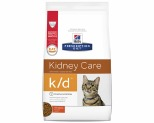 HILL'S PRESCRIPTION DIET K/D KIDNEY CARE DRY CAT FOOD WITH CHICKEN 3.85KG