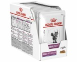 ROYAL CANIN VETERINARY DIET CAT RENAL CHICKEN POUCHES 85G (X12)