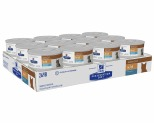 HILLS PD CAT K/D TUNA PATE CANS 156GM X 24