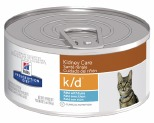 HILLS PD CAT K/D TUNA PATE 156GM
