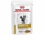 ROYAL CANIN VETERNARY DIET CAT FOOD URINARY S/O MODERATE CALORIE 12x85G