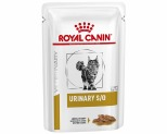 ROYAL CANIN VETERNARY DIET CAT FOOD URINARY S/O CHICKEN 12X85G