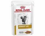 ROYAL CANIN VETERNARY DIET CAT FOOD URINARY S/O CHICKEN 12X85G