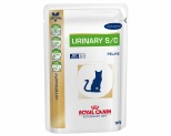 ROYAL CANIN VETERINARY DIET CAT URINARY CHICKEN POUCHES 100G
