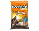 PECKISH POULTRY FREE RANGE LAYER PALLETS 4KG (NOT AVAILABLE IN WA)