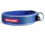 EZYDOG COLLAR CLASSIC XLGE BLUE 53-62CM