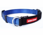 EZYDOG COLLAR CHECKMATE XL BLUE