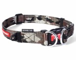 EZYDOG COLLAR DOUBLE UP L CAMOUFLAGE