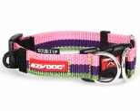 EZYDOG COLLAR DOUBLE UP M BUBBLE GUM