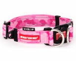 EZYDOG COLLAR DOUBLE UP M PINK CAMO
