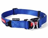 EZYDOG COLLAR DOUBLE UP S BLUE