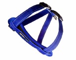 EZYDOG HARNESS CHEST PLATE LGE BLUE 19-35KG