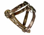 EZYDOG HARNESS CHEST PLATE LGE CAMOUFLAGE 19-35KG