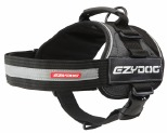 EZYDOG HARNESS CONVERT L CHARCOAL