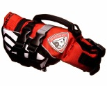 EZYDOG FLOAT DEVICE MICRO 2XS RED 25-42CM
