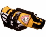 EZYDOG FLOAT DEVICE MICRO 2XS YELLOW 26-41CM