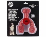 TASTY BONE NYLON TRIO BEEF LARGE