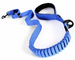 EZYDOG LEASH ZERO SHOCK 48 BLUE