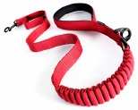 EZYDOG LEASH ZERO SHOCK 48 RED