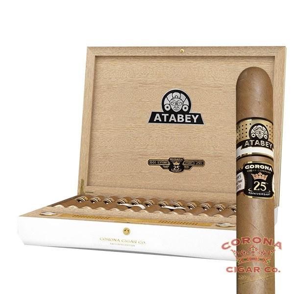 Image of Atabey Corona Cigar 25th Anniversary Cigars