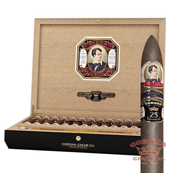 Image of Byron Corona Cigar 25th Anniversary Cigars