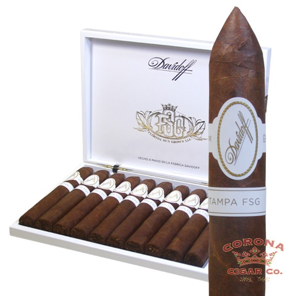 Image of Davidoff Exclusive Tampa Edition FSG Cigars
