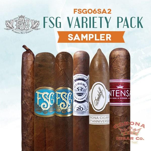 Image of FSG Variety Pack Sampler