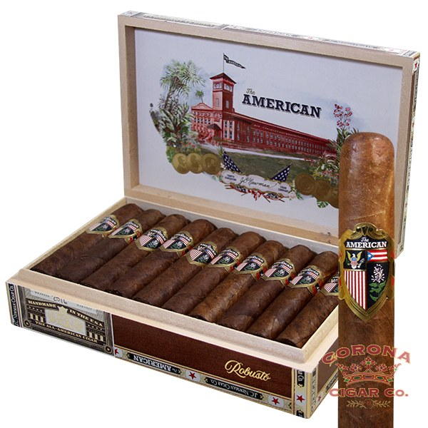 Image of The American by J.C. Newman Robusto Cigars