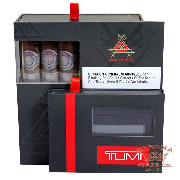 Image of Montecristo + TUMI Wallet Gift Set