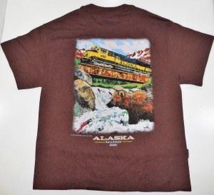 T-Shirt/Brown/2020 Print/M