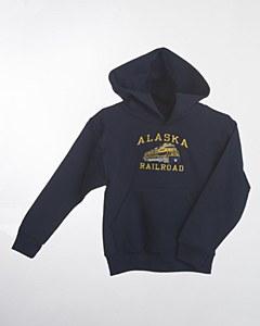 Sweatshirt/TO/Navy Eng/2T