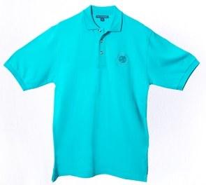 Polo Shirt/Turquoise/S