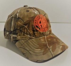 Hat/Adult/Woodsman Camo