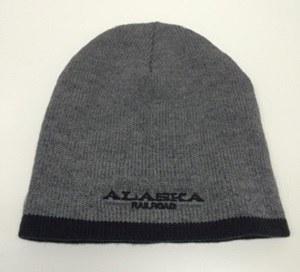 Hat/Adult/Knit/Charcoal/Blk