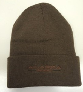Hat/Adult/Knit/Brown