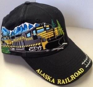 Hat/Adult/Train Around/Black
