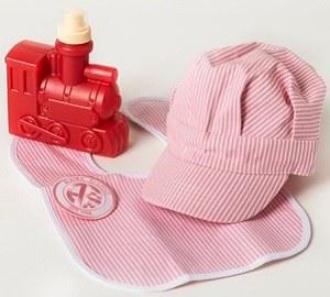 Hat/Baby/Engineer Kit/Pink