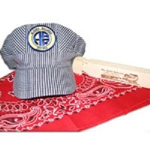 Hat/Child/Eng.Whistle Kit/Blue
