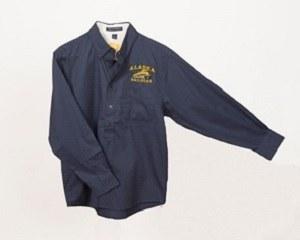 Shirt/Engine/Navy/2X
