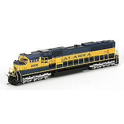 Model/HO/SD70/SEWARD/#4002
