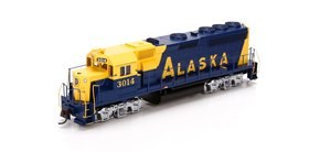 Model/HO/RTR GP40-2/#3014
