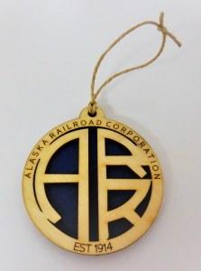 Ornament/Wood/ARR Logo