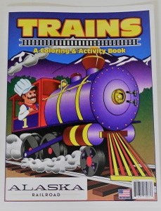 Book/C/TRAINS/Coloring and Act
