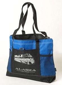 Bag/Tote/Blue/Black/Brand