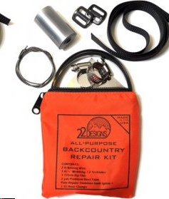 Back Country Repair Kit