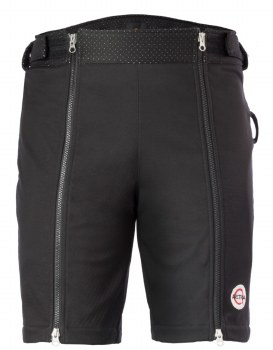 Black Kat Flexshell Shorts LG