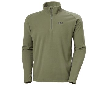 Daybreaker 1/2 Zip Green XL