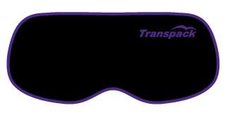 Goggle Cover Black w/ Purple
