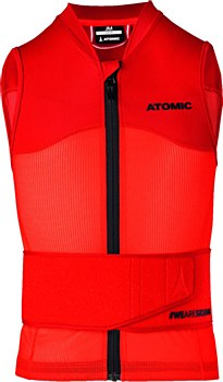 Live Shield Vest JR Red 2021 M